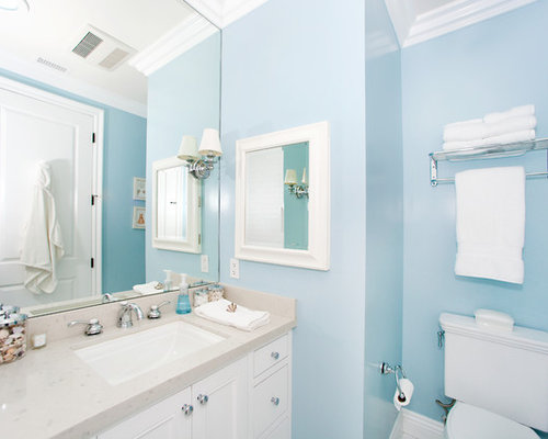 Bathroom Crown Molding Houzz - Bathroom crown molding