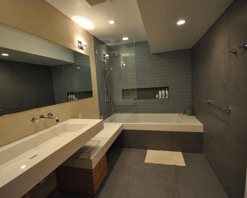 Tub Shower Combo Home Design Ideas Renovations Photos