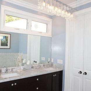 Window Above Bathroom Vanity Houzz