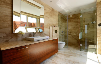 Best Materials & Finishes for Bathroom Cabinets
