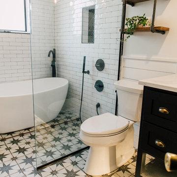 Goat house Bathroom