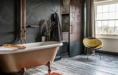 See How Metallics Can Pull Together Your Decor