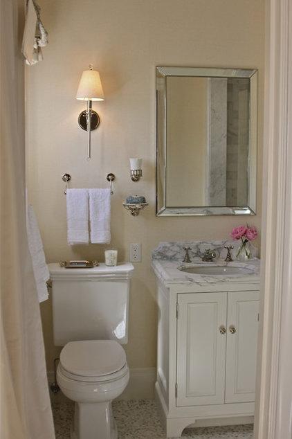 Contemporary Bathroom Going to the Chapel — San Francisco Decorator Showcase 2011