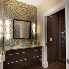 Contemporary Bathroom Gold Coast, NJ