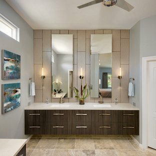 Gold Dust Master Bathroom Remodel