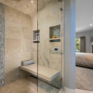 Gold Dust Master Bathroom Remodel