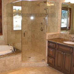 traditional bathroom by Rockridge Building Company