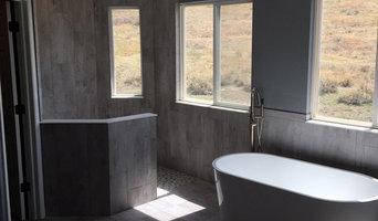 Golden Bathroom Remodel