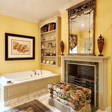 Traditional Bathroom by David Giral Photography