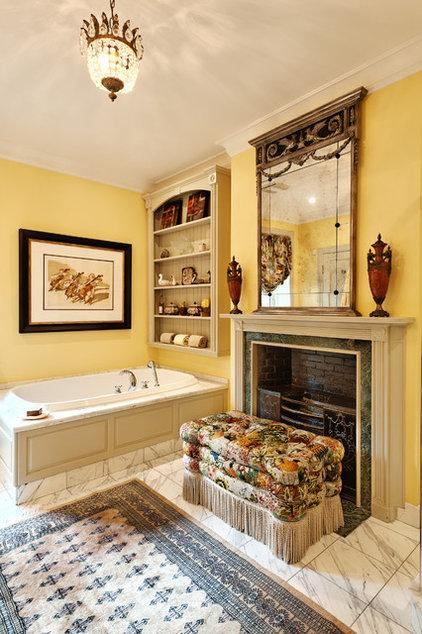Traditional Bathroom by David Giral Photography