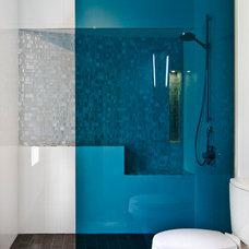 Contemporary Bathroom by Reader & Swartz Architects, P.C.