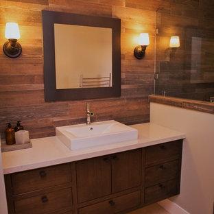 Idee per una stanza da bagno country