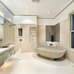 modern bathroom by Bubbles Bathrooms