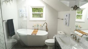 Gorgeous 4 Piece Bathroom