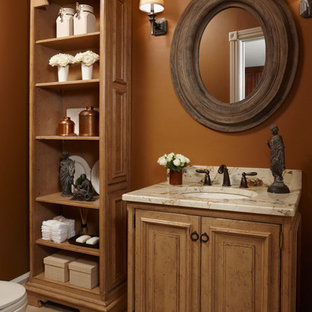 Gorgeous Birmingham Powder Room