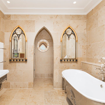 Gothic Bathroom