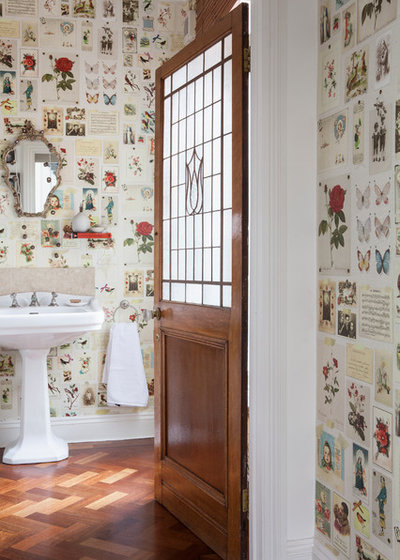 Eclectic Bathroom by Your Interiors Friend