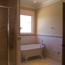 Traditional Bathroom by Peek Design Group