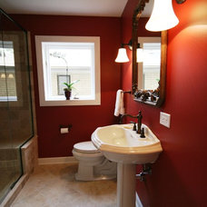 Traditional Bathroom by Deb Bayless - Design for Keeps