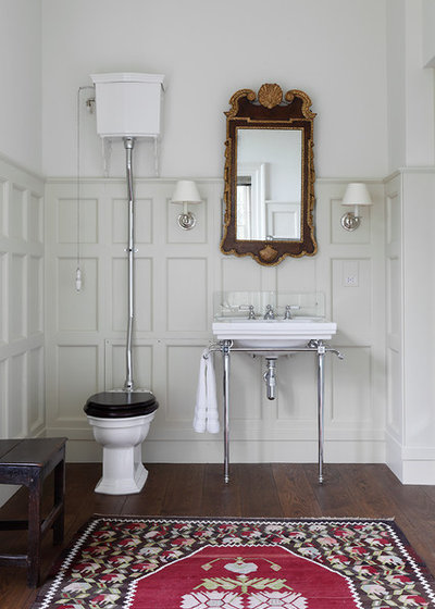 Traditional Bathroom by VSP Interiors