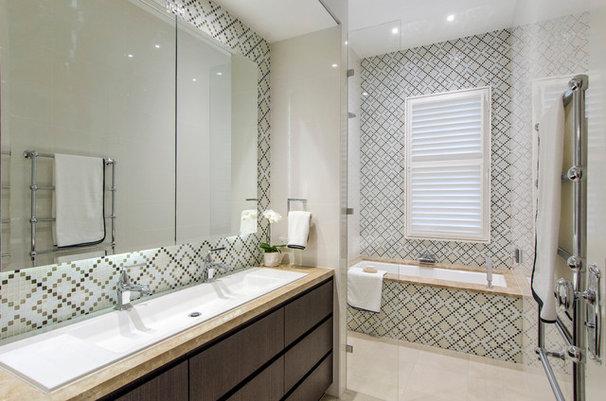 Beach Style Bathroom by Highgate House