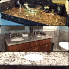 Bathroom Vanities Johnson City Tn all-in granite llc - johnson city tn, tn, us 37604