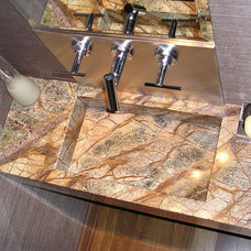 Traditional Bathroom by Garfield Tile Outlet Inc.