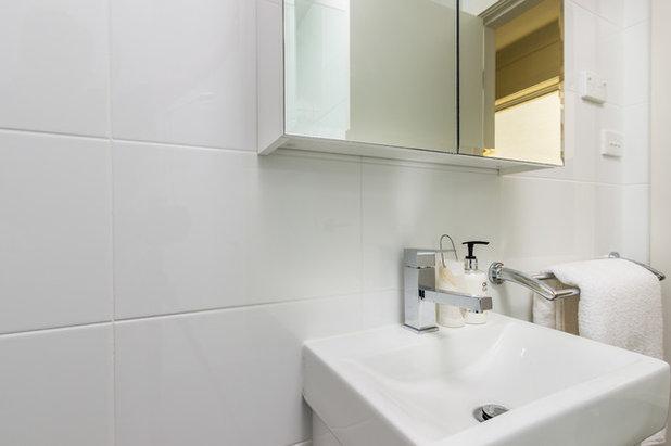 Meget Eksperten: Alt du skal vide om fliser til et lille badeværelse VZ46