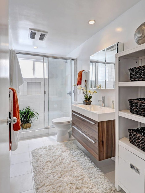 Floating Bathroom Vanity Enchanting Floating Bathroom Vanity  Houzz Design Ideas