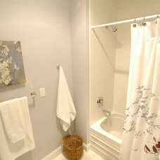 Eclectic Bathroom by Design Shop - Interiors & Staging