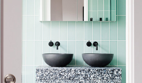 Perfect Match: The Right Basin for Your Contemporary Bathroom
