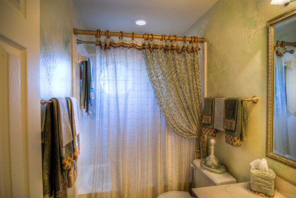 Traditional Bathroom by MOD Interiors