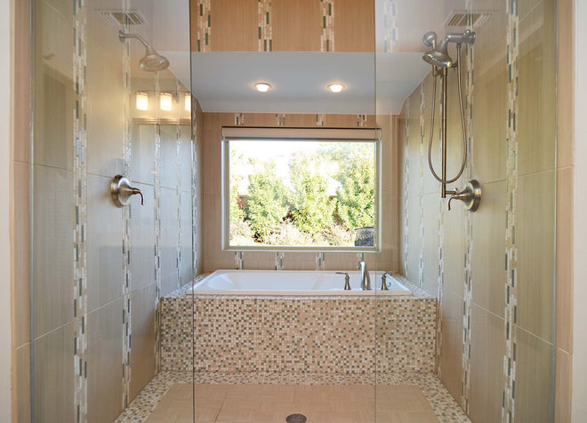Modern Bathroom by Greenbrook Homes