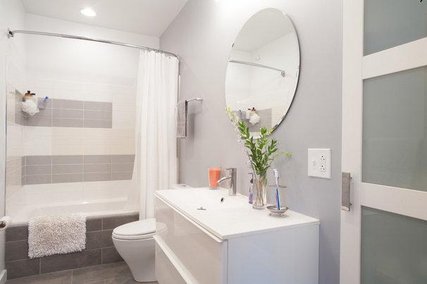 duschen in der badewanne duschwand oder duschvorhang. Black Bedroom Furniture Sets. Home Design Ideas