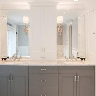 Master Bath Double Vanity Houzz