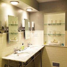 Traditional Bathroom by Design Find