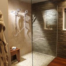 Modern Bathroom by Design For Less