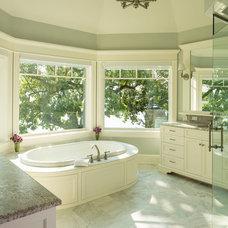 Traditional Bathroom by L. Cramer Builders + Remodelers