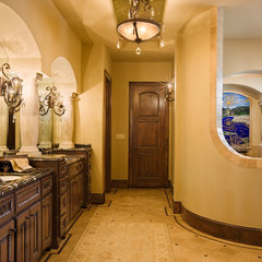 mediterranean  by Jenkins Custom Homes