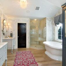 Eclectic Bathroom by Great Neighborhood Homes