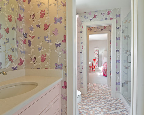 Best Bathroom Decor butterfly bathroom : Butterfly Bathroom Ideas, Pictures, Remodel and Decor