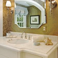 Traditional Bathroom by Great Neighborhood Homes