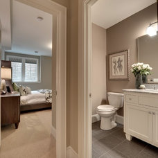 Traditional Bathroom by Spacecrafting / Architectural Photography