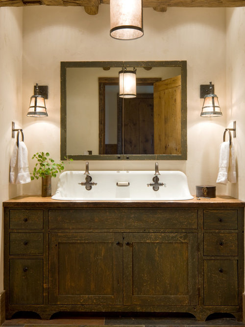 Rustic Master Bathroom Ideas: Rustic Master Bath Ideas, Pictures, Remodel And Decor