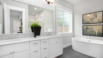 Greater Seattle Area | The Parthenon Junior Master Suite Bath