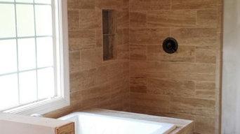 Grecian Bathtub