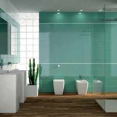 Contemporary Bathroom by Fiandre by Eurowest