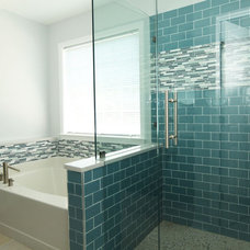 Contemporary Bathroom by Green Basements & Remodeling