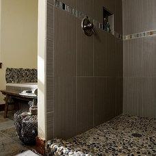Contemporary Bathroom by Sage Interior Design