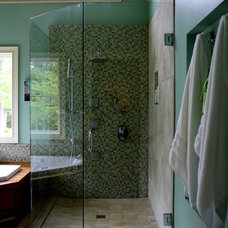 Eclectic Bathroom by Change Your Bathroom, Inc.